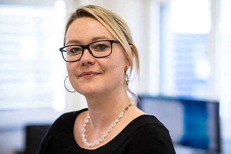 Stefanie Buschor, Sekretariat