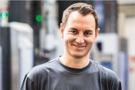 Thomas Bischofer, Produktionsplanung